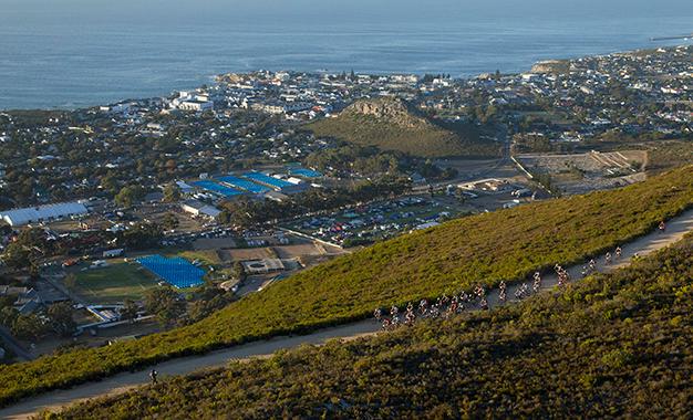 Hermanus, novo cenário da Cape Epic Foto: Greg Beadle/Cape Epic/SPORTZPICS