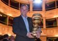 Francês Bernard Hinault entra para o hall da fama do Giro D'Italia