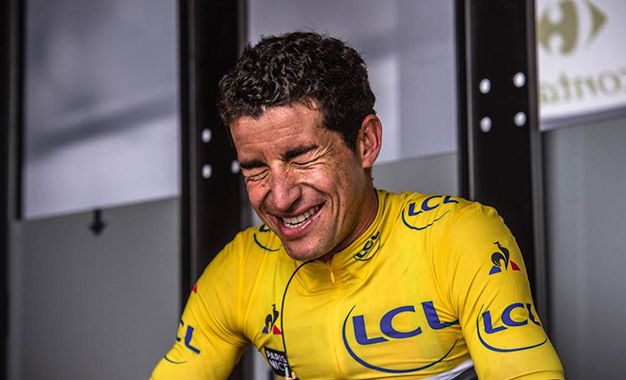 O colombiano Sergio Henao