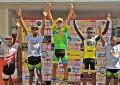 Team Isapa-Oggi comemora vitórias no mountain bike em várias regiões