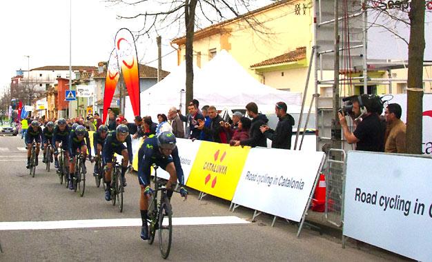 Equipe teve 3 de seus ciclistas penalizados
