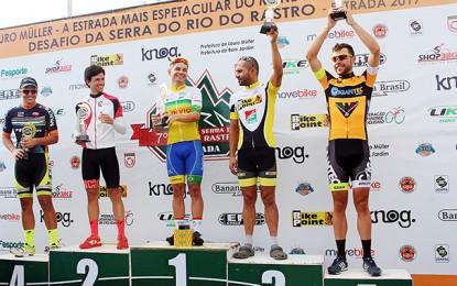 Gabriel Silva é o campeão do Desafio Serra do Rio do Rastro