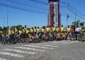 Cicloturistas italianos aprovam as bicicletas Oggi em evento na Serra Gaúcha
