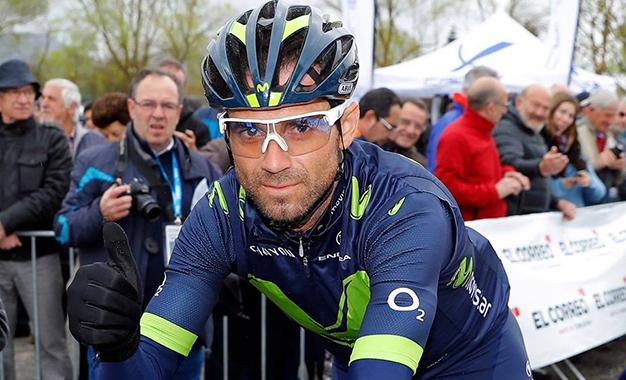 Valverde vence etapa rainha no país Basco