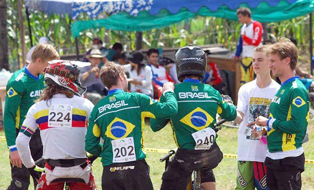 Brasileiros na disputa do Pan na Colômbia