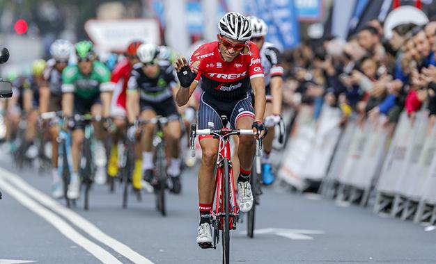 Dia difícil para Contador na 4ª etapa da Volta ao País Basco, com chegada em Bilbao