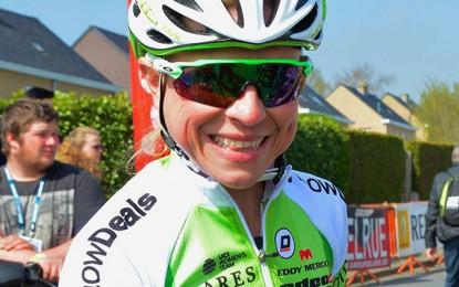 Flávia Oliveira está confirmada na Amstel Gold Race