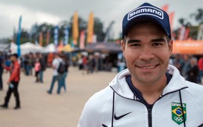 Evento reúne os olímpicos Gideoni Monteiro e Fernando Louro