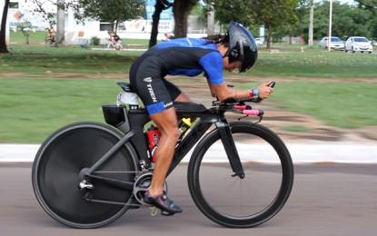 Igor Amorelli e Bia Neres vencem Ironman 70.3 em Palmas (TO)