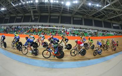 Cristian Egídio vence Estadual de Pista no velódromo olímpico do Rio