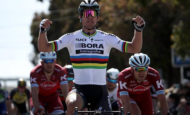 Sagan conquista sua 16ª vitória na competição nos EUA