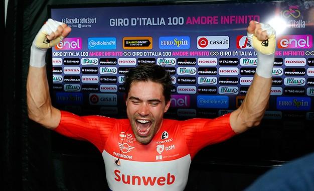Giro D'Itália: Tom Dumoulin é o campeão no último dia