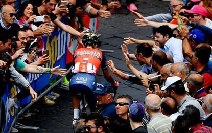 Giro D'Itália: veja os melhores momentos das etapas 4, 5 e 6