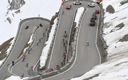 Giro D'Itália: melhores momentos da etapa rainha