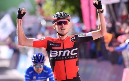 Giro D'Itália: Tejay van Garderen bate Landa na 18ª etapa