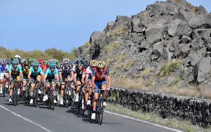 Giro chega ao continente e se prepara para o temido Blockhaus