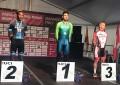 Lauro Chaman é ouro no contrarrelógio da Copa do Mundo de Paraciclismo
