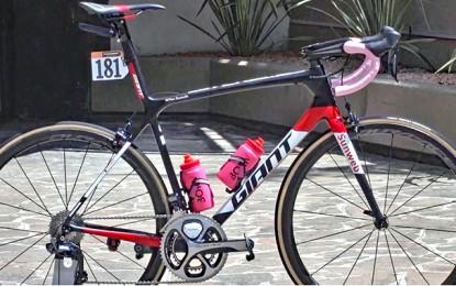 Giro D'Itália: os detalhes da Giant TCR de Tom Dumoulin