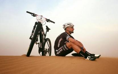 Titan Desert: Betalú, aos 40 anos, vence Roberto Bou, de 24 anos, e é bicampeão