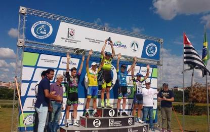 Endrigo Pereira e Wellyda Rodrigues são os campeões da 1º de Maio