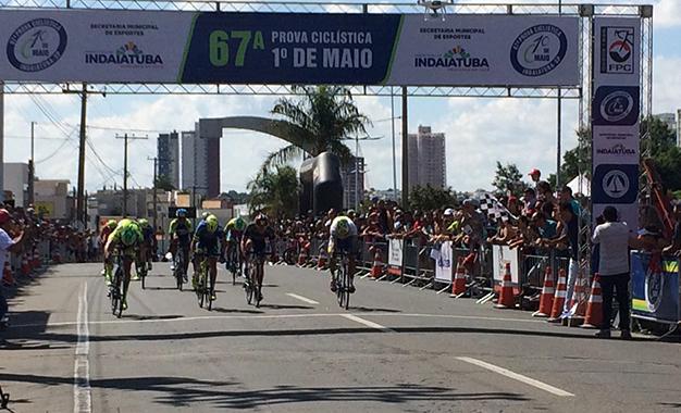 Endrigo da Rosa Pereira foi o vencedor na Elite
