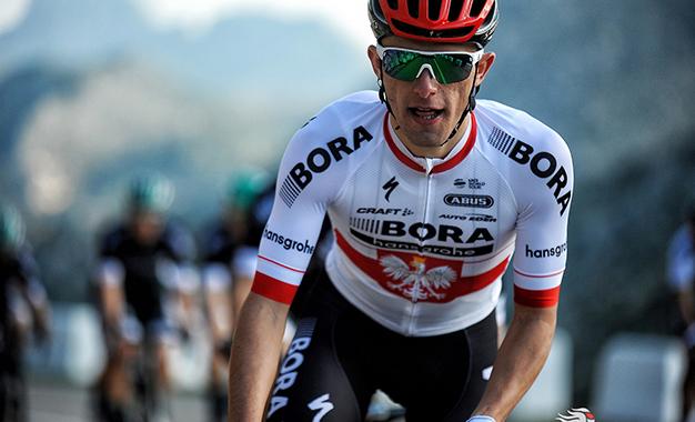 O polonês Rafal Majka é o novo líder do Tour da California