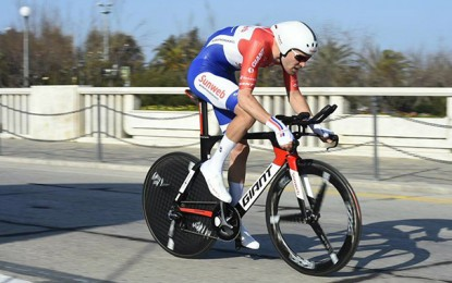 Giro D'Itália: contrarrelógio individual na 10ª etapa