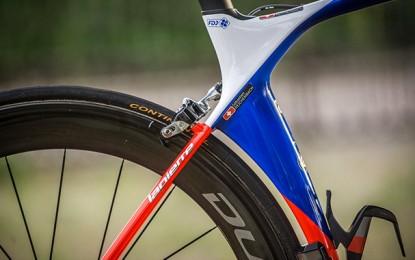 O que há de novo em 6 bikes do pelotão Pro Tour