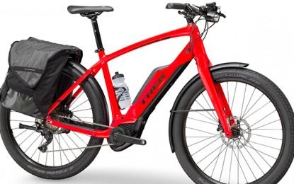 Trek apresenta bicicleta elétrica de US$ 5 mil