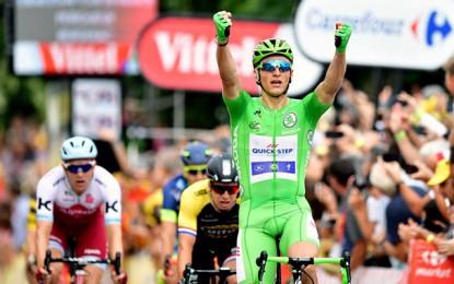 Tour de France: invencível, Kittel domina sprint da 10ª etapa