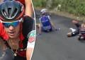 Tour de France: (re)veja a queda de Richie Porte na etapa rainha