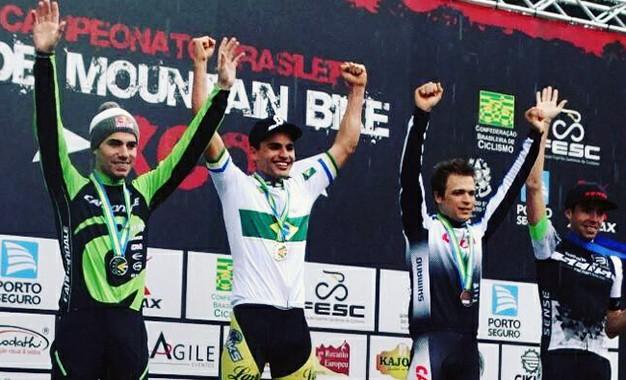 Campeonato Brasileiro de MTB: Cocuzzi conquista 1º título na Elite; Avancini é 2º