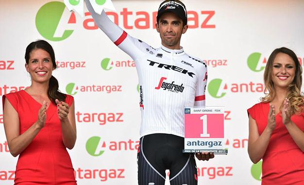 """Contador: """"Tudo o que eu quero agora é aproveitar o que resta do Tour"""""""