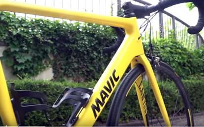 Tour de France: detalhes das bikes do serviço de apoio neutro Mavic
