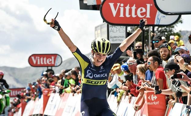 Annemiek Van Vleuten vence 1ª etapa do La Course by Le Tour