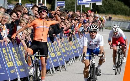 Marianne Vos vence Campeonato Europeu pela 3ª vez