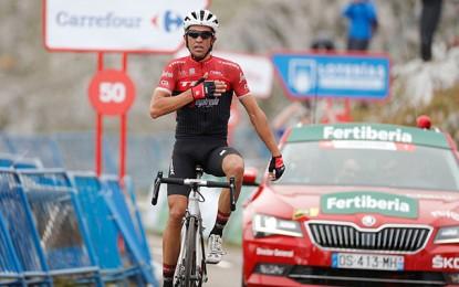 Vuelta: Contador conquista Angliru e se despede no melhor estilo