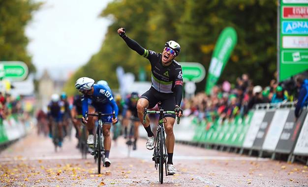 Boasson Hagen na vitória da última etapa do Tour da Inglaterra
