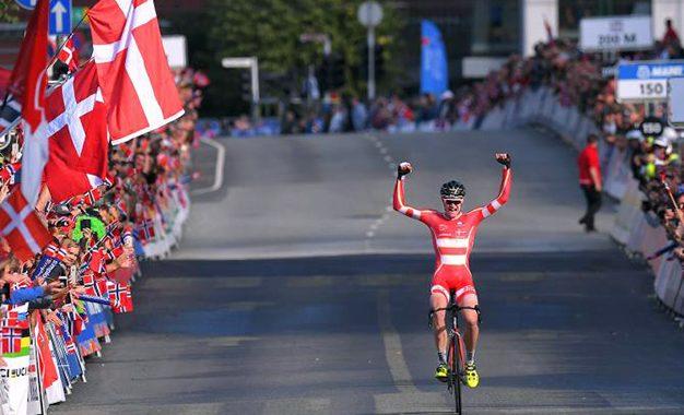 Bergen 2017: dinamarquês é campeão na Junior; brasileiro é 26º