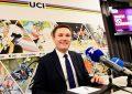Francês David Lappartient é eleito novo presidente da UCI