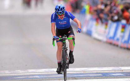 Bergen 2017: italiana conquista vitória dupla, na estrada e na crono da Junior