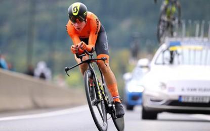 Bergen 2017: um ano após queda no Rio, Van Vleuten é campeã mundial