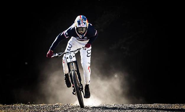 Loic Bruni conquyista segundo título mundial no downhill