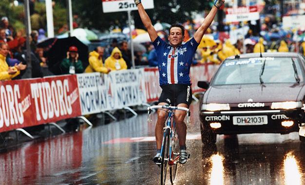 Revival: Lance Armstrong vence Mundial da Noruega em 1993
