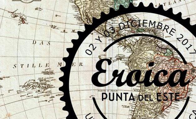 L'Eroica em Punta Del Leste será nos dias 2 e 3 de dezembro