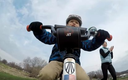Dia das Crianças: vídeo mostra como ensinar uma criança a pedalar