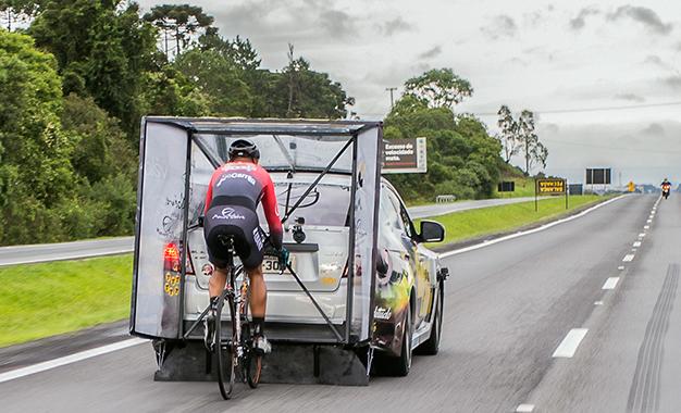 guinness record brasilero velocidad en bicicleta
