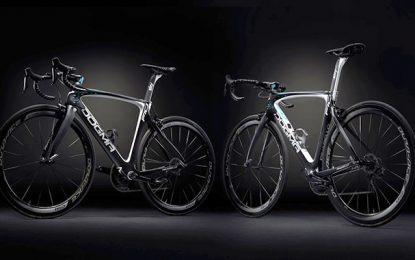 775e34228a5ba Pinarello apresenta as bikes da equipe Sky para 2018