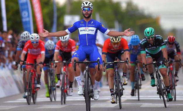 San Juan: Gaviria vence 1ª etapa; Nibali, doente, não largou