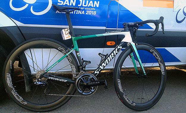 Volta de San Juan: a bike do polonês Rafal Majka